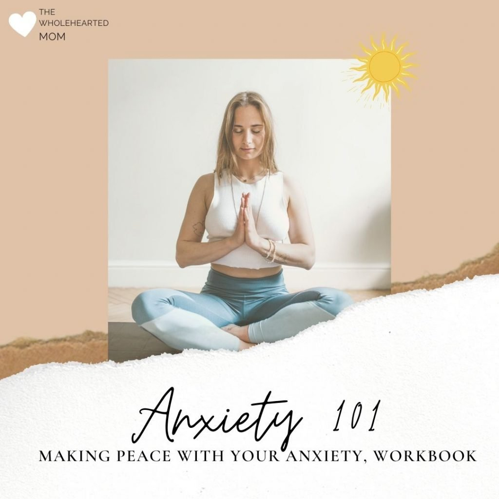 Free anxiety workbook for moms learn how to find calm and be less anxious