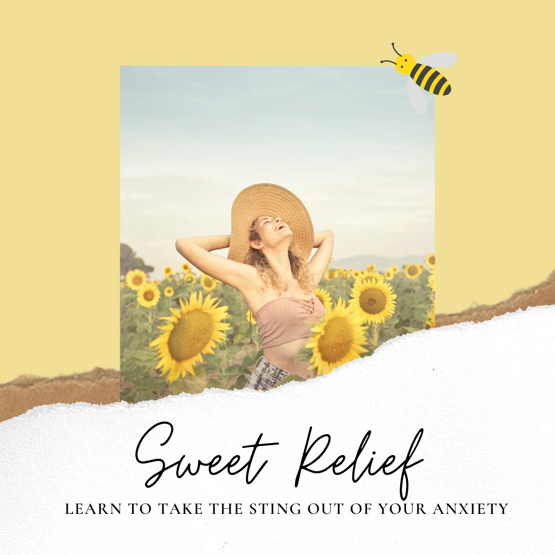Sweet relief anxiety course for worried moms