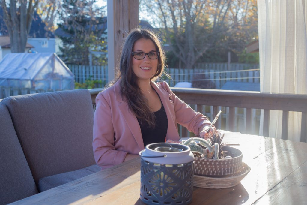 Services - one on one counselling with Sarah Reckman