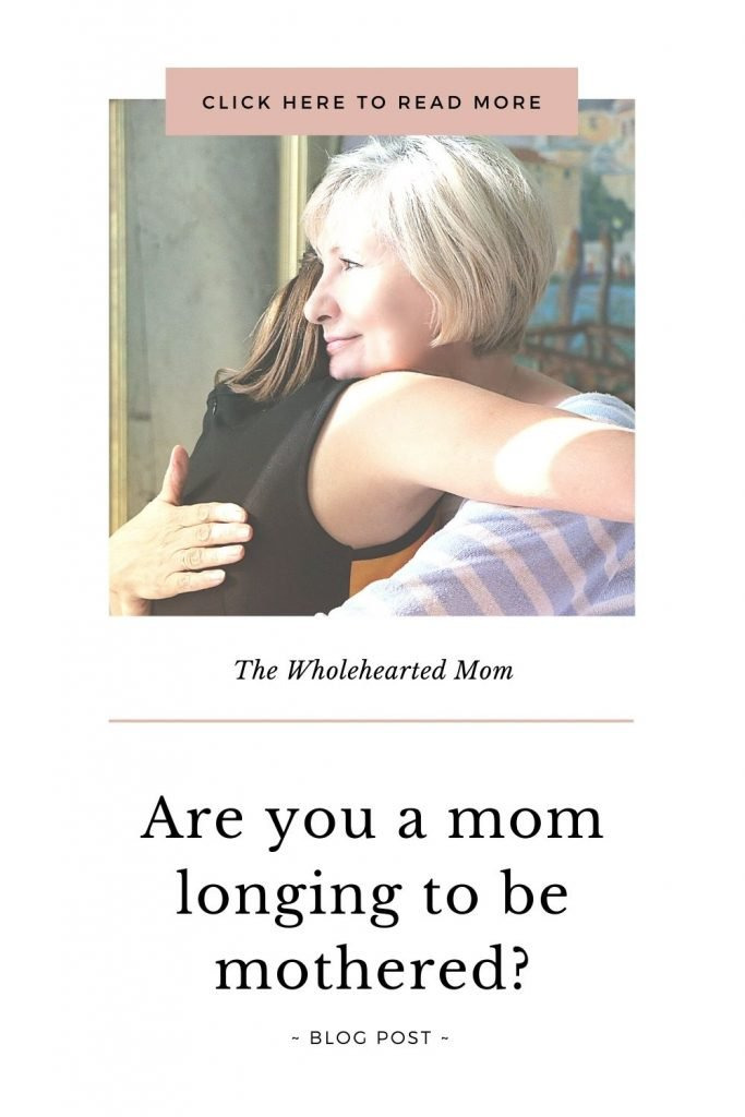 are you longing to be mothered - Pinterest