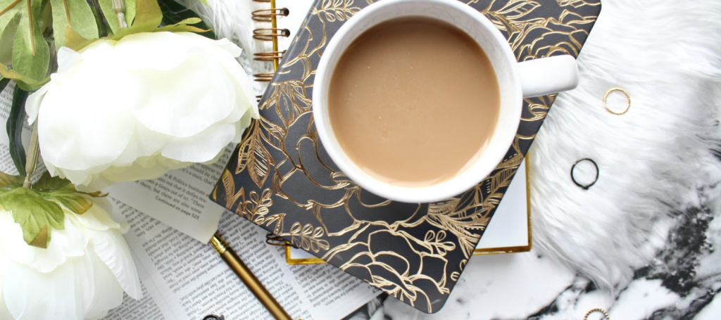 journal tea cozy hygge