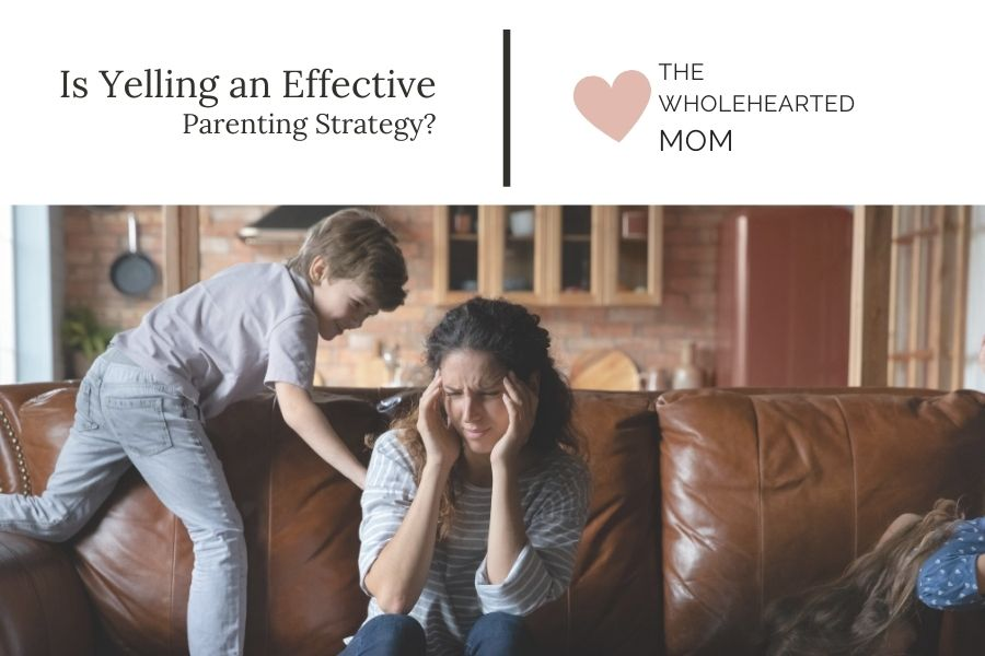 Is parenting an effective parenting strategy?