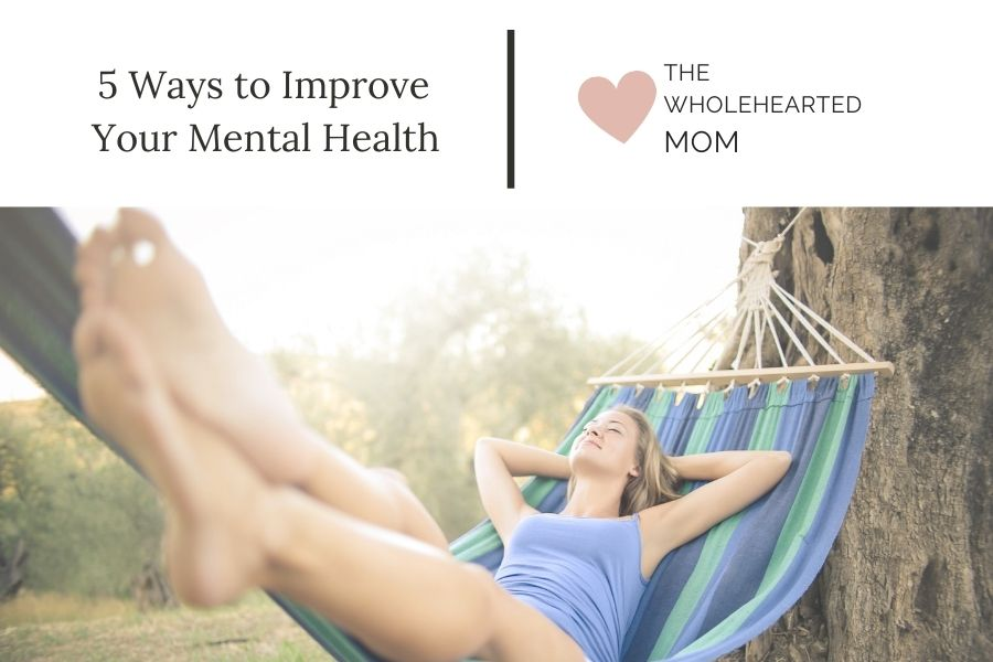 How to achieve good mental health