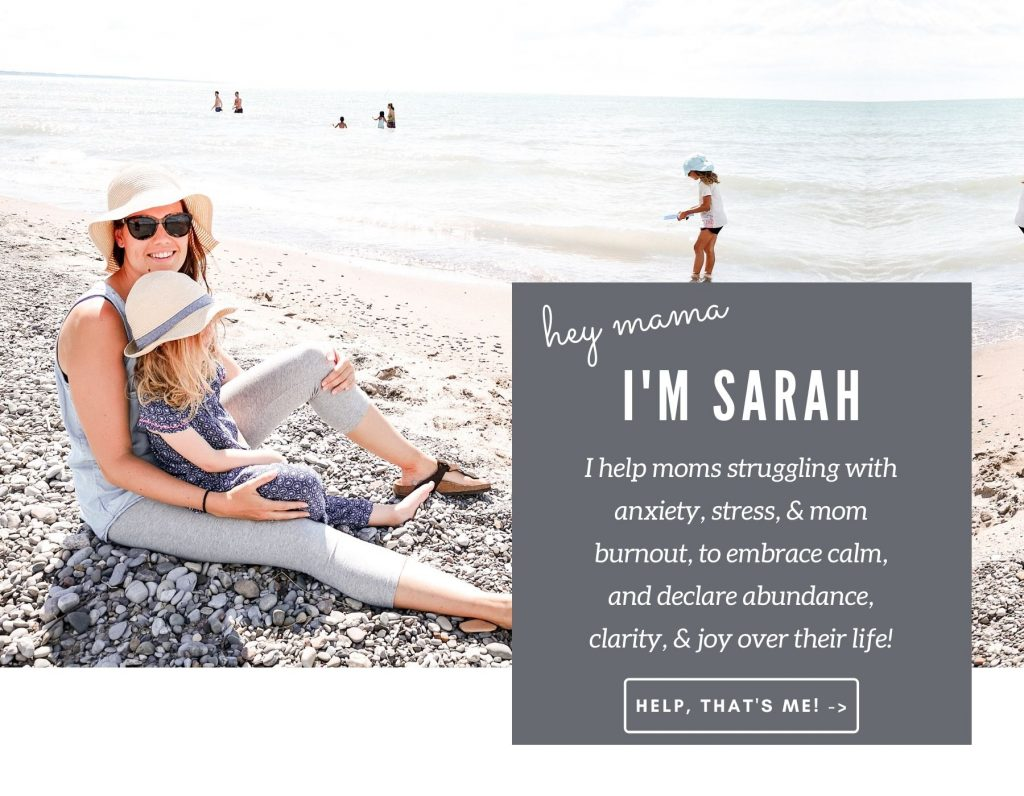 I want to help you become a wholehearted mom