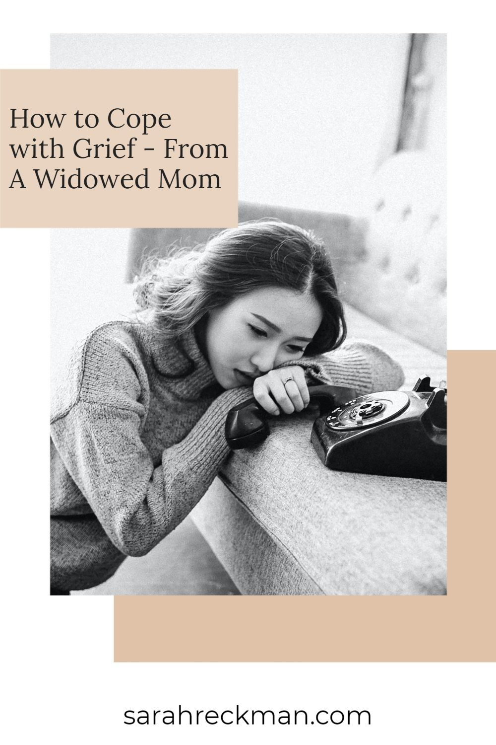 learning how to cope with grief during a pandemic