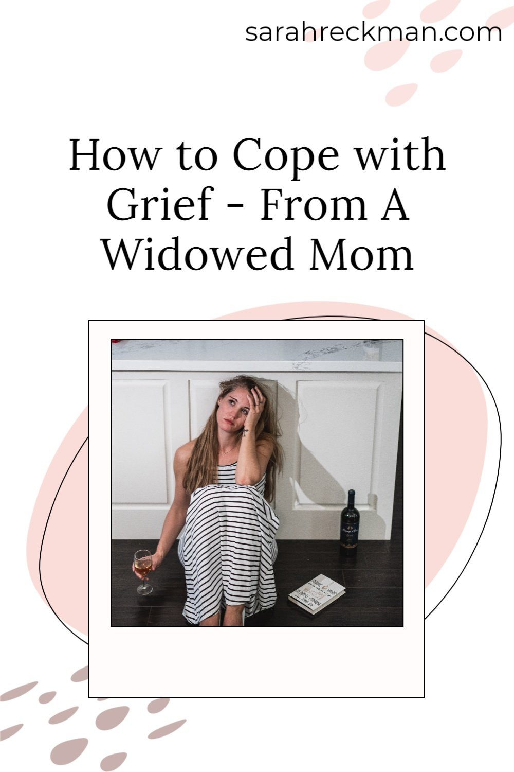 6 tips about grieving for a widowed mom