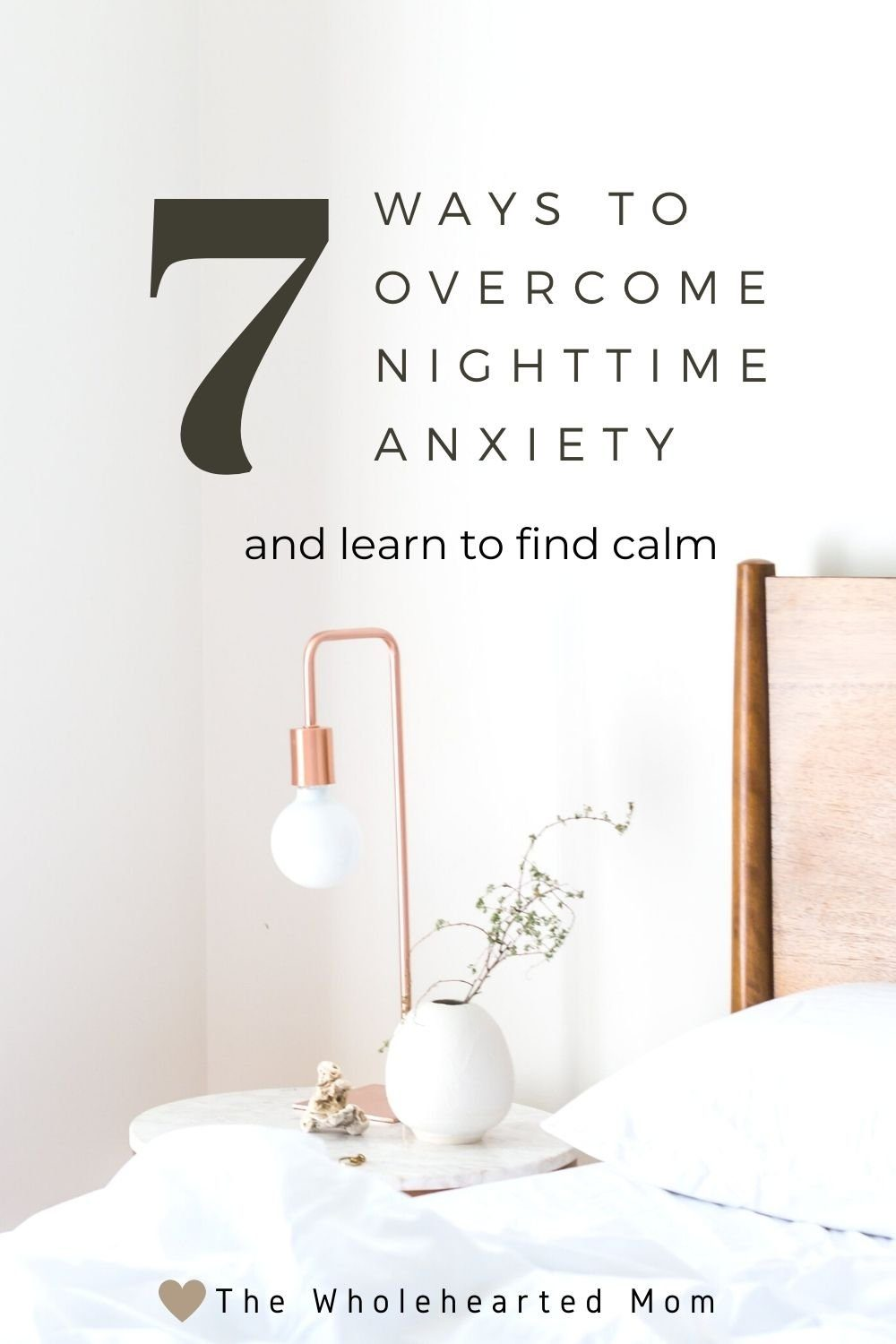 7 tips for fall asleep and finding calm