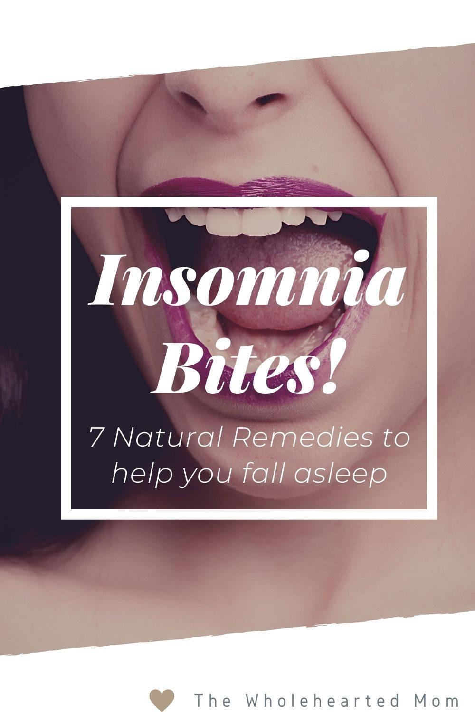 insomnia bites get help with sleep