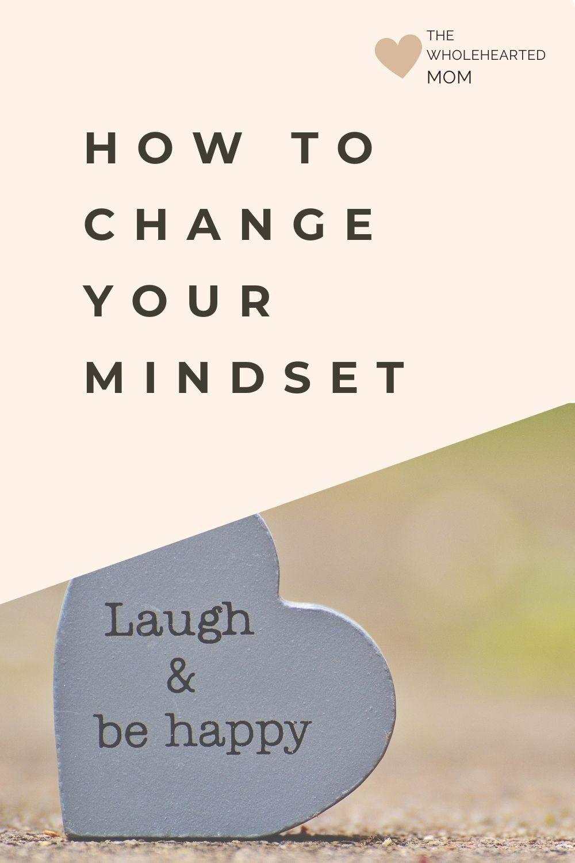 How to change your mindset - abundance mindset
